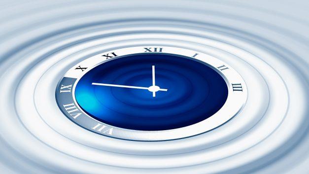 Zeitreise in die Zukunft