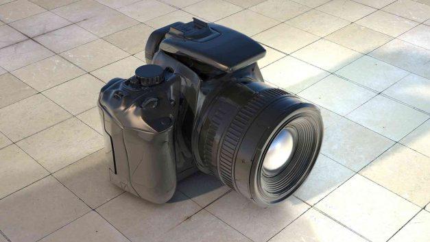 Wie funktioniert eine Digitalkamera