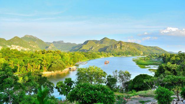 Mekong-Fluss