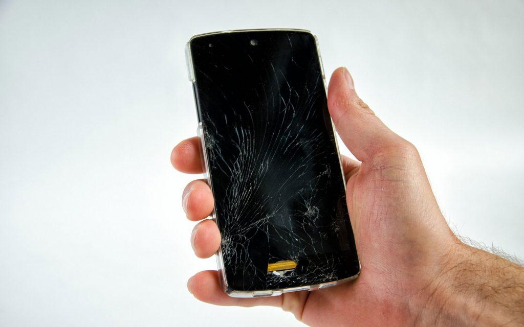 Defektes Smartphone - Datenrettung schwierig