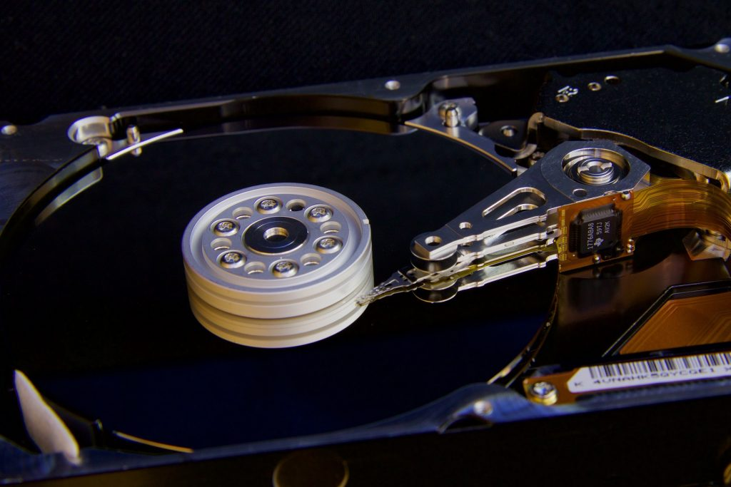 Festplatte - Backup löschen