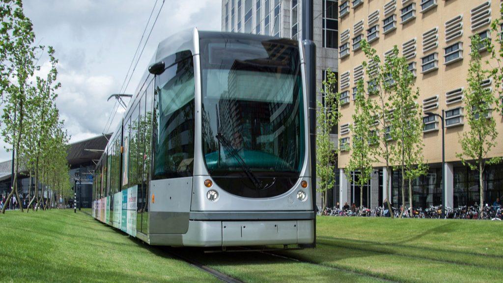ÖPNV - Straßenbahn